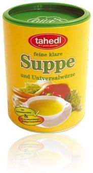 Feine klare Suppe