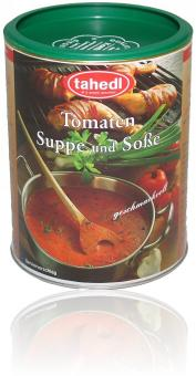 Tomatensuppe / -soße