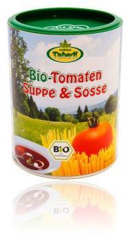 Bio-Tomaten Suppe & Sosse