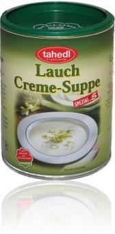 Lauch Creme-Suppe