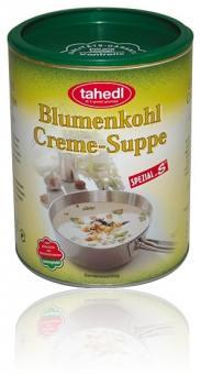 Blumenkohl Creme-Suppe