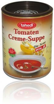 Tomaten Creme-Suppe