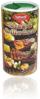 Steak & Grillwürzer (Streudose)