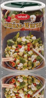 Gemüse-Würzer (Streudose) 400 g Dose