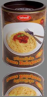 Pflanzliche Sauce Bolognese